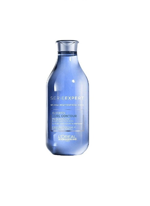 Loreal Professionnel Curl Contour Şampuan 300 Ml  Renksiz